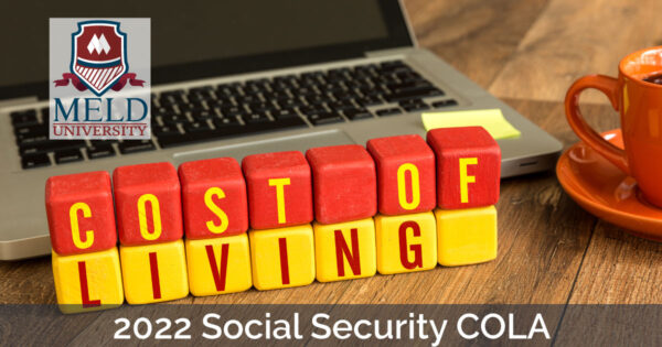 2022 Social Security Cost-of-Living Adjustment [COLA]