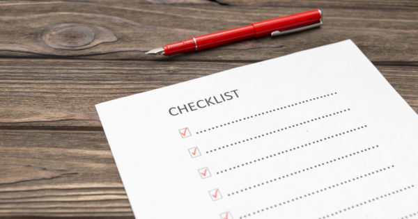A checklist of qualities to look for in a good financial advisor