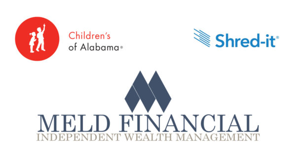 Meld Financial - Shred It - Event benefiting Children's Hospital of Alabama